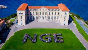 Le Pharo NGE convention CAP 2024 prise de vue drone
