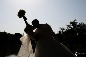 mariage de stéphanie et daniel